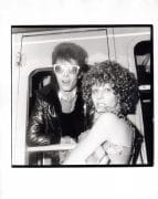 David & Angie Bowie – Vintage Ziggy Stardust Era Photograph