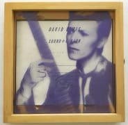 David Bowie – Signed, Limited Edition 'Sound+Vision' Wooden Box Set / #10 of Only 350 Made
