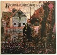 Black Sabbath – Fully Autographed  UK 1st Pressing 'Black Sabbath' LP/ Swirl Vertigo, Signed Near Release, Mint Condition