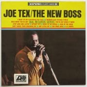 "Joe Tex – Autographed 1965 UK 1st Pressing ""The New Boss"" LP, With Lifetime Guarantee"