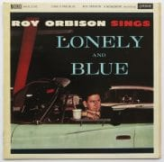 "Roy Orbison – ""Lonely And Blue"" Signed UK LP"