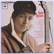 "Bob Dylan – Mint UK Stereo 1st Pressing ""Bob Dylan"" Debut LP"