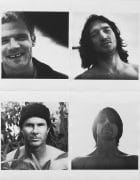 Red Hot Chili Peppers – Original 11″ x 14″ Julien Schnabel Photographs, Initialed By The Band Members