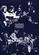 Fairport Convention – 1970 New York Poster / A&M Records Press Party Invitation