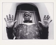 Sun Ra – Original Photograph 8″ x 10″ by Paul Slattery