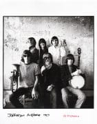 Jefferson Airplane – 'Surrealistic Pillow' Album Cover Photograph, Signed by Photographer Herb Greene, 11″ x 14″