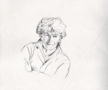 "A-Ha –  Original Animation Drawing Used In ""Take On Me"" Music Video"