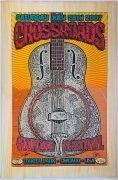 Eric Clapton – 2007 Crossroads Guitar Festival Limited Edition Concert Poster / #20 of 1000
