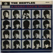 "THE BEATLES 1966 UK STEREO 3rd PRESSING ""A Hard Day's Night"" LP Near Mint"