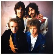 Flying Burritos Brothers / Gram Parsons – Large Color Photo in Nudie Suits, by Jim McCrary