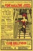 Ramones, Blondie, Dead Boys, Kiss, Etc. – Punk Magazine 1st Annual Awards Show Poster