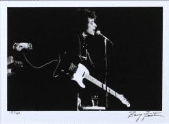 Bob Dylan – Original Barry Feinstein Signed Live Photograph (#15/160)