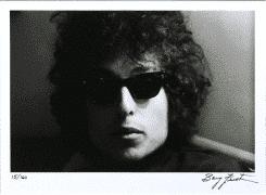 Bob Dylan – Original Barry Feinstein Signed Photograph #15/160 (Sunglasses Portrait)