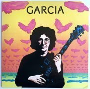 "Jerry Garcia – Autographed 1974 'Garcia' LP (aka ""Compliments"") with Lifetime Guarantee (Grateful Dead)"