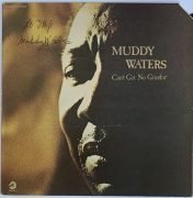 "Muddy Waters – Signed ""Can't Get No Grindin'"" LP, With Lifetime Guarantee"