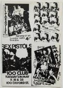 Sex Pistols – 1977 UK Glitterbest Press Kit / Pre-God Save The Queen Release
