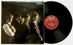 The Rolling Stones – Debut UK 2nd Pressing LP Decca Near Mint/Near Mint