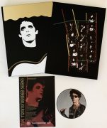 "Lou Reed & Mick Rock – Signed Limited Edition Genesis Publications Book ""Transformer"" (One of a small number signed by Reed) / Velvet Underground"
