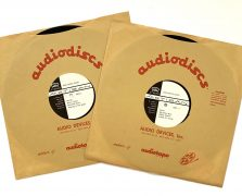 Grateful Dead – Jerry Garcia's Personal 'Skull & Roses' Acetates / 2 LP's, With Perfect Provenance, 2 Letters of Authenticity