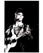 David Bowie – Original Mick Rock Ziggy Stardust-Era Photograph 8″ X 10″ (with Rock's Studio Stamp)
