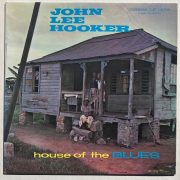 John Lee Hooker – 1960 1st Pressing 'House Of The Blues' LP, on Black Label Chess (NM/VG++)