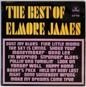 Elmore James – Bill Wyman (Rolling Stones)-Owned 'Best Of' UK LP (Artist Owned)