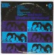 Velvet Underground – Sterling Morrison-Owned Velvet Underground/Golden Archive Series LP (Artist Owned)