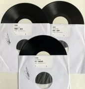 Ramones – 3 Different 'Leave Home' Test Pressing LPs  from Producer Ed Stasium's Collection (40th Anniversary Remix/Remaster/Rough Mixes)