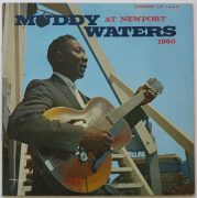Muddy Waters – Bill Wyman (Rolling Stones)-Owned 'Muddy Waters At Newport' 1st Press LP (Artist Owned)