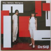 The White Stripes – Factory Sealed Split Red/White Vinyl 'De Stijl' LP