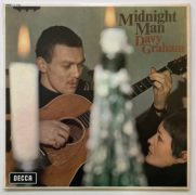 Davy Graham – Bill Wyman (Rolling Stones)-Owned 'Midnight Man' LP (Artist Owned)