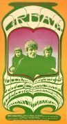 Cream / MC5 – 1967 First Printing Grande Ballroom 'Creamsicle' Concert Poster, in Mint Condition (Eric Clapton)