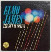 Elmore James –  Bill Wyman (Rolling Stones) Owned 'The Sky Is Crying' LP (Artist Owned)