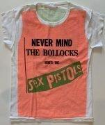 Sex Pistols – 1977 'Never Mind the Bollocks' Warner Bros Promo T-Shirt