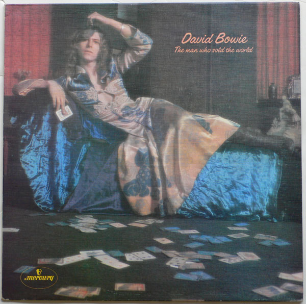 David Bowie – UK Dress Cover The Man Who Sold The World Album