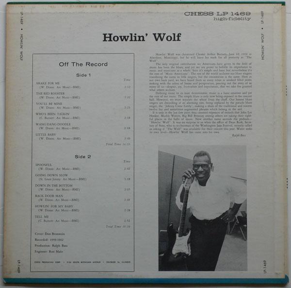 Howlin Wolf Rocking Chair Album