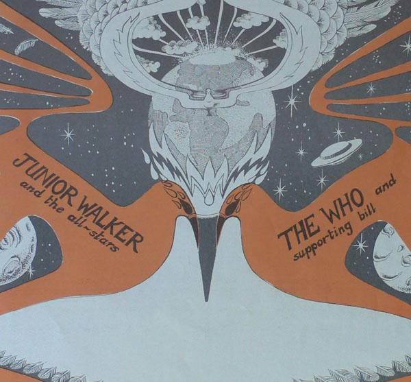 The Who - Junior Walker & The All-Stars - Original 1967 ...
