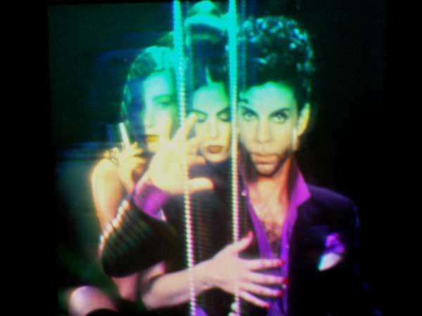 prince  u2013 prototype hologram from diamonds  u0026 pearls album
