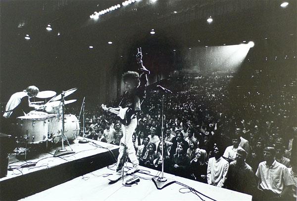 Jimi Hendrix Vintage Ron Raffaelli Photograph