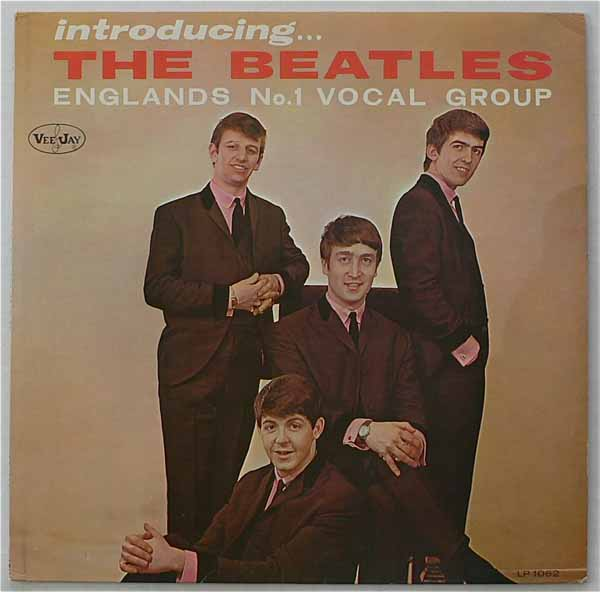The Beatles – Version 1 Introducing The Beatles LP