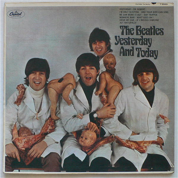 The Beatles – Yesterday & Today Butcher Cover Album