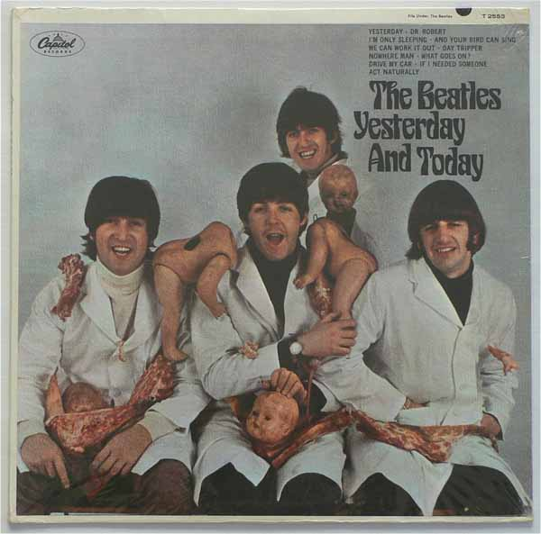 The Beatles – 1st State SEALED Butcher Cover Album