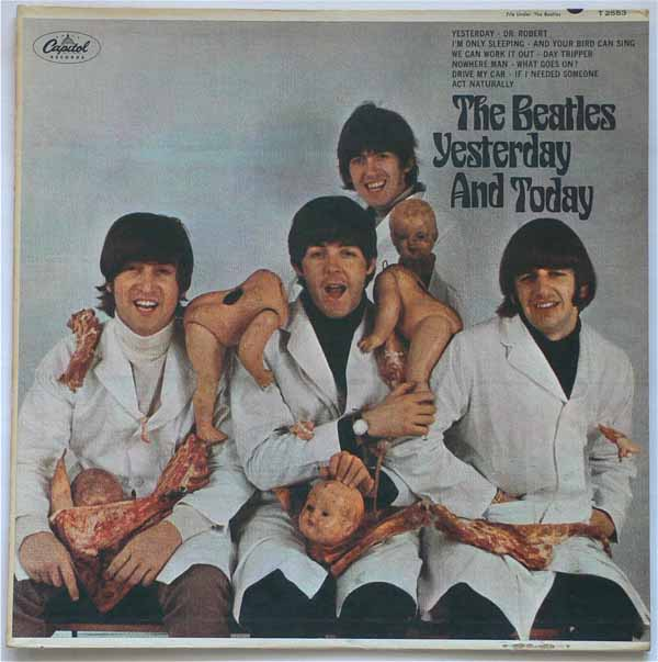 The Beatles – 1966 3rd State Butcher Cover Yesterday & Today LP