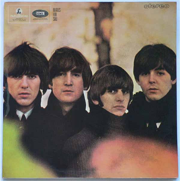 The Beatles – UK Stereo 2nd Pressing Beatles For Sale LP