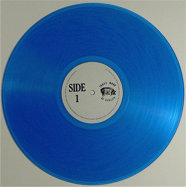 Buffalo Springfield Bluebird Roots Tmoq Blue Vinyl Lp