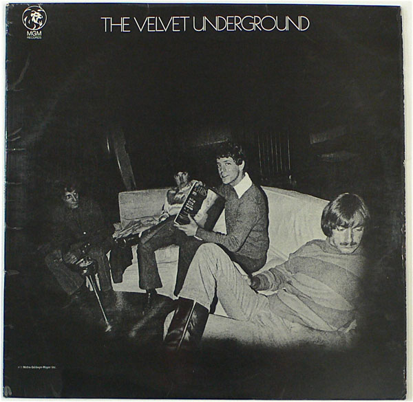Velvet Underground – UK 3rd LP With Withdrawn Val Valentine Mix