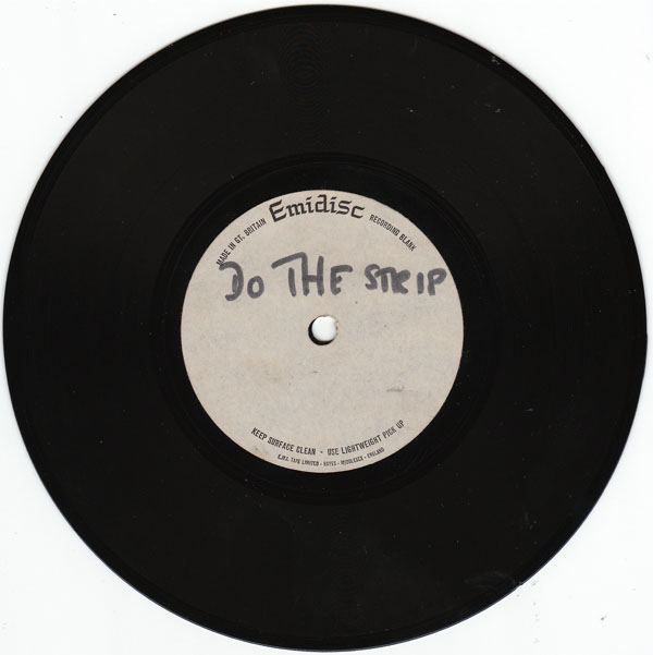 The Who – Pete Townshend – Demo Acetates for The Who