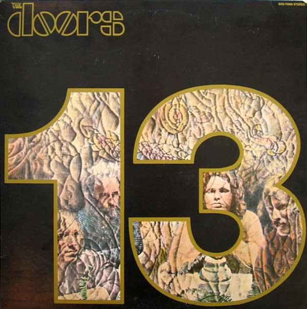 sc 1 st  Recordmecca & The Doors u2013 Unreleased album cover u0026 test press for 13