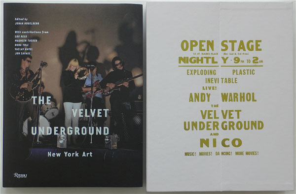 Velvet Underground – Band & Author Signed Limited Edition Book