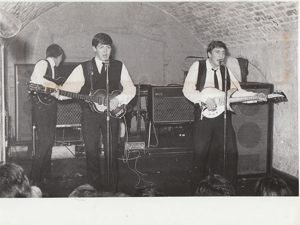 The Beatles – Original 1962 Peter Kaye Photograph